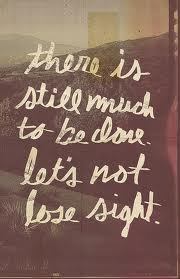 Don't Lose Sight
