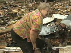 Oklahoma Tornado Survivor