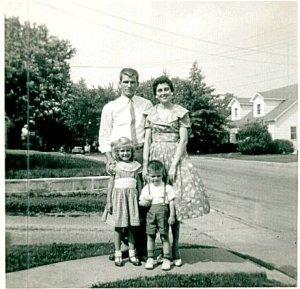 Mom Dad JoJo Jeff