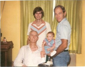 Virgil Dad Me Brian