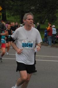 Jeff mini-marathon A 4-26-2008