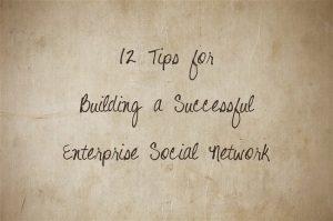 12TipsForSuccessfulESN
