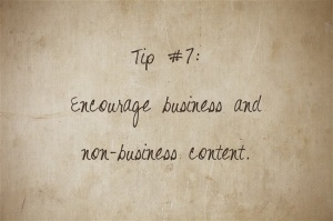 Tip7ForSuccessfulESN