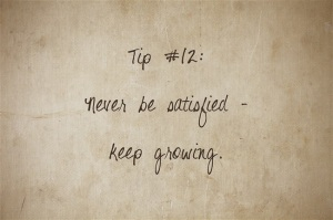 Tip12ForSuccessfulESN