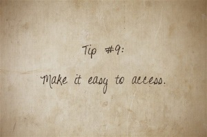 Tip9ForSuccessfulESN