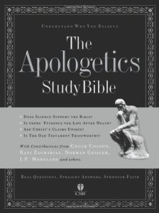 ApologeticsStudyBible